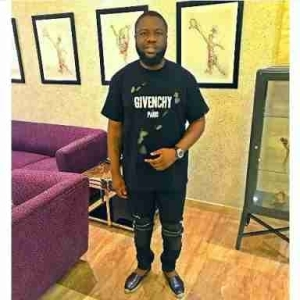 Hushpuppi Slams Haters With Throwback Photo Of Him Holding An Iphone